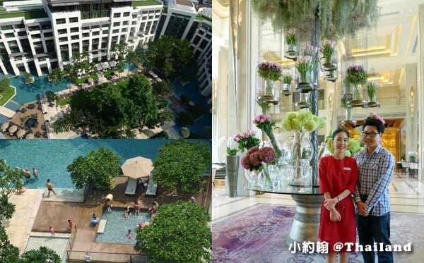 Siam Kempinski Hotel Bangkok曼谷暹羅凱賓斯基飯店1