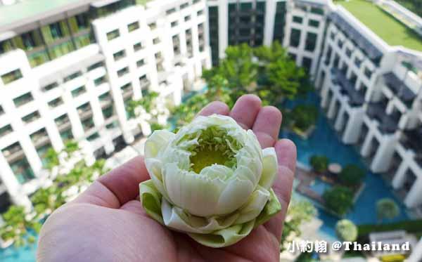 Siam Kempinski Hotel Bangkok曼谷暹羅凱賓斯基飯店-荷花.jpg