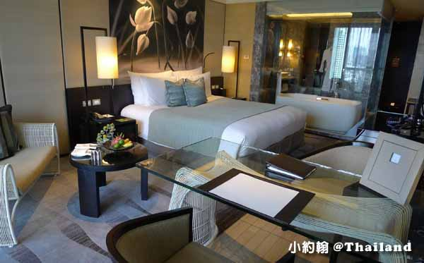 Siam Kempinski Hotel Bangkok曼谷暹羅凱賓斯基飯店Executive Room2.jpg
