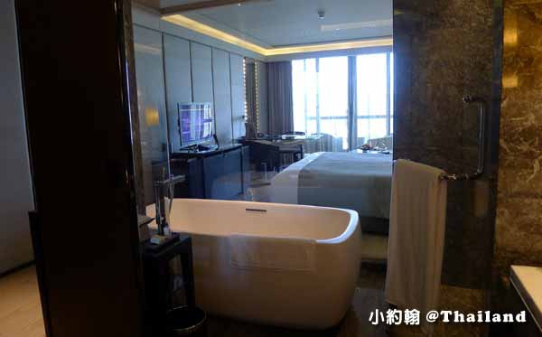 Siam Kempinski Hotel Bangkok曼谷暹羅凱賓斯基飯店Executive Room3.jpg