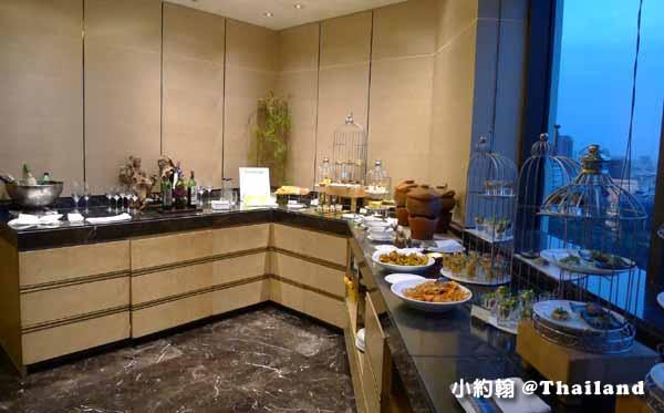 Siam Kempinski Hotel Bangkok曼谷暹羅凱賓斯基飯店Executive Lounge.jpg