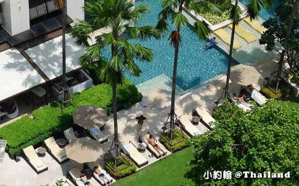 Siam Kempinski Hotel Bangkok曼谷暹羅凱賓斯基飯店Garden & Pool.jpg