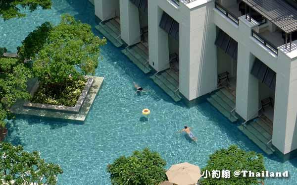 Siam Kempinski Hotel Bangkok曼谷暹羅凱賓斯基飯店Garden & Pool2.jpg