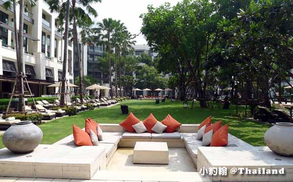 Siam Kempinski Hotel Bangkok曼谷暹羅凱賓斯基飯店Garden & Pool4.jpg