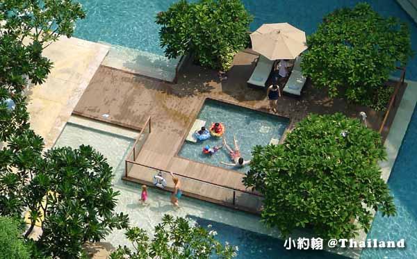 Siam Kempinski Hotel Bangkok曼谷暹羅凱賓斯基飯店Garden & Pool5.jpg
