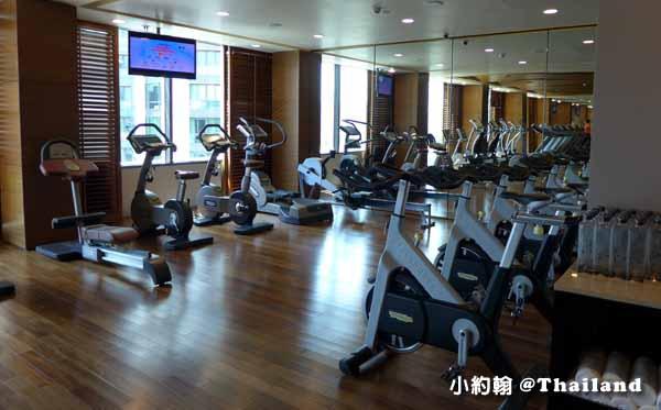 Siam Kempinski Hotel Bangkok曼谷暹羅凱賓斯基飯店 Fitness Centre