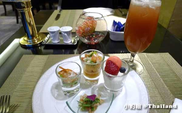 Siam Kempinski Hotel Bangkok曼谷暹羅凱賓斯基飯店Executive Lounge2