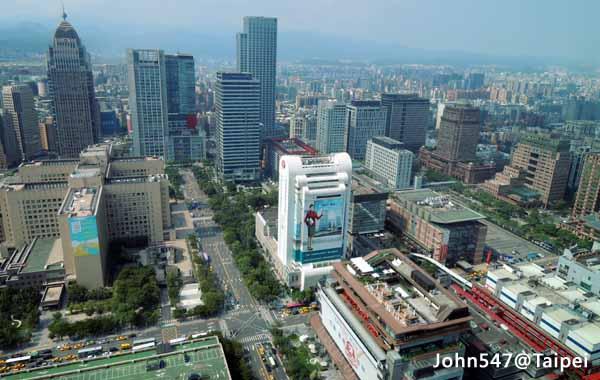 Taipei Travel Guide-Xinyi District, Taipei, Taiwan