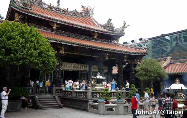 Longshan(Lungshan)Temple Wanhua District-Taipei Must-See2