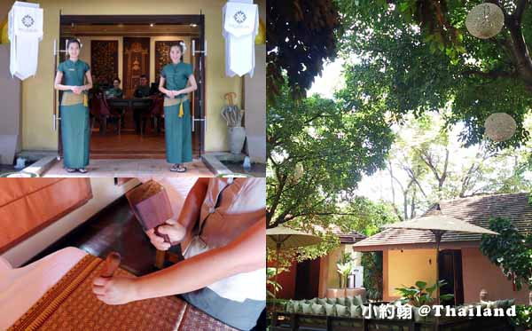 清邁按摩館Oasis Spa Chiang Mai@Wat Pra Singh