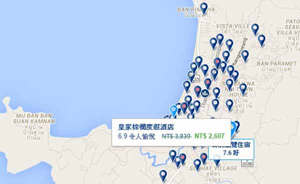 booking.com地圖Phuket飯店挑選.jpg