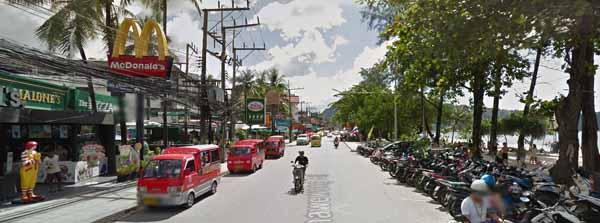 普吉島Phuket芭東區Patong beach飯店初盲選