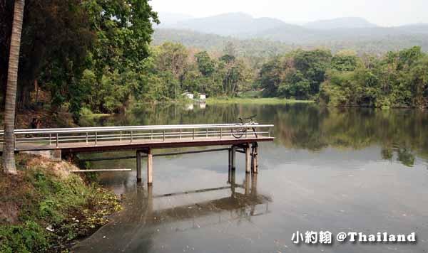 清邁大學Chiang Mai University(CMU)Ang Kaew Reservoir淨心湖.jpg