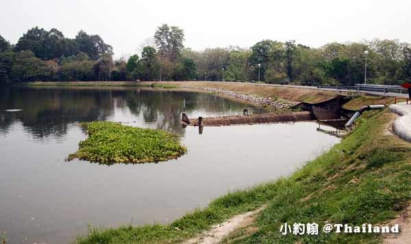 清邁大學Chiang Mai University(CMU)Ang Kaew Reservoir淨心湖3.jpg