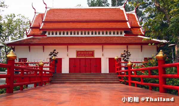 清邁大學Chiang Mai University(CMU)Dhamma Hall佛樓1.jpg