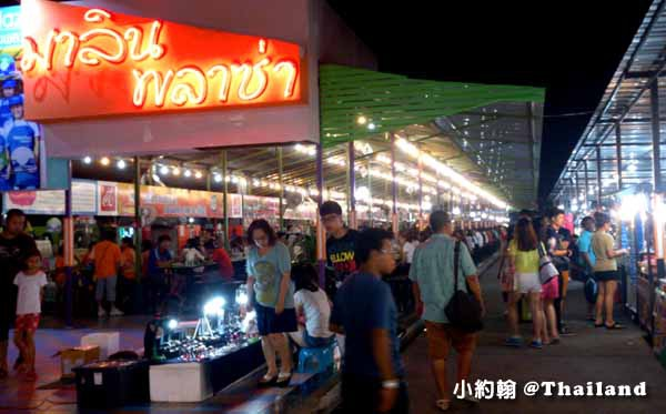 Malin Plaza@Chiang Mai University Night market CMU清邁大學夜市 2.jpg