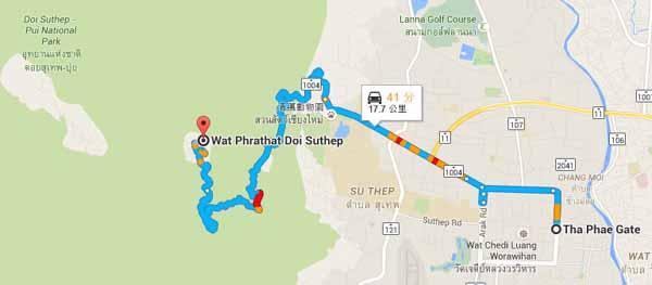 清邁必拜素帖寺Wat Phra That Doi Suthep雙龍寺MAP.jpg