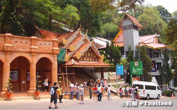 清邁必拜素帖寺Wat Phra That Doi Suthep雙龍寺-入口2.jpg