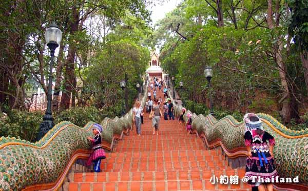 清邁必拜素帖寺Wat Phra That Doi Suthep雙龍寺-3.jpg