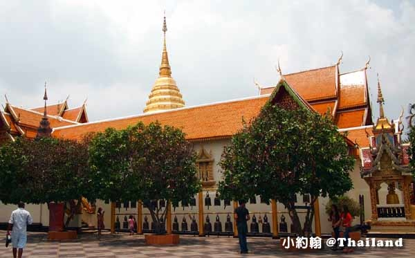清邁素帖寺Wat Phra That Doi Suthep雙龍寺5.jpg