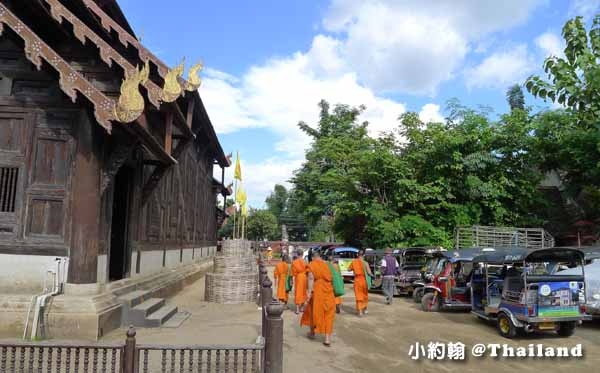 泰國清邁Wat Phan Tao盼道寺Wat Pan Tao鑄佛場3.jpg