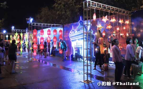 泰國水燈節Loi Krathong花車大遊行,蘭納俊男美女選秀會2.jpg