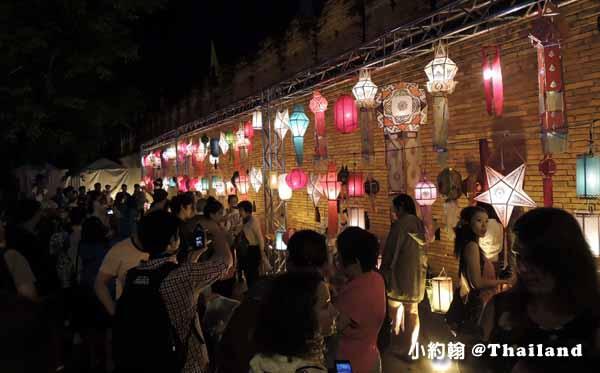 泰國水燈節Loi Krathong花車大遊行,蘭納俊男美女選秀會4.jpg