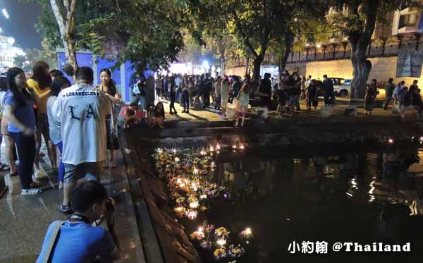 泰國水燈節Loi Krathong花車大遊行,蘭納俊男美女選秀會6.jpg