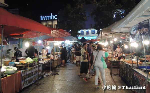 泰國水燈節Loi Krathong攻略塔佩門(Tha Phae Gate)小吃 1