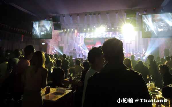 泰國水燈節Loi Krathong夜店live band pub