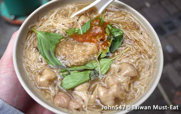 Taiwan Must-Eat,Taiwanese street food-Intestine vermicelli