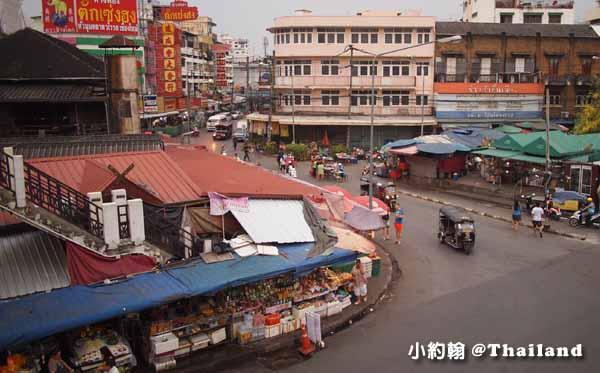 清邁中國城Talad Ton Lamyai龍眼達叻夜市Mae Ping River.jpg