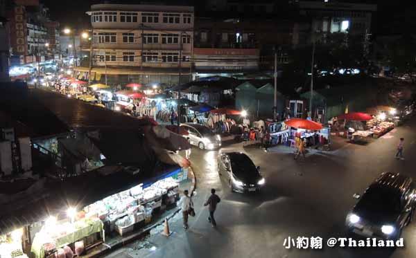 清邁中國城Talad Ton Lamyai龍眼達叻夜市Mae Ping River2.jpg