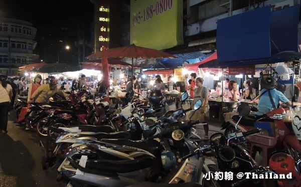 清邁中國城Talad Ton Lamyai龍眼達叻夜市Mae Ping River3.jpg