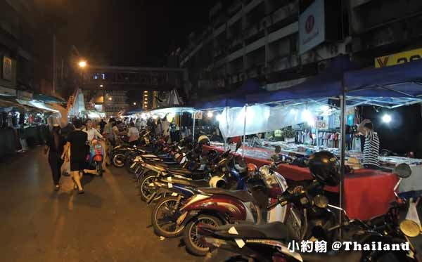 清邁中國城Talad Ton Lamyai龍眼達叻夜市Mae Ping River4.jpg