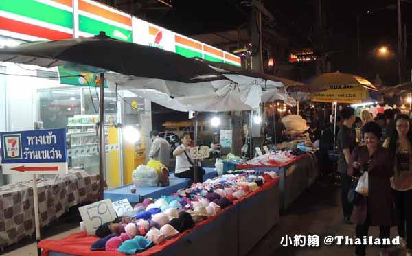 清邁中國城Talad Ton Lamyai龍眼達叻夜市Mae Ping River5.jpg