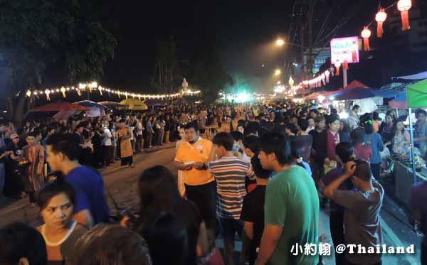 清邁中國城Talad Ton Lamyai龍眼達叻夜市Mae Ping River8.jpg