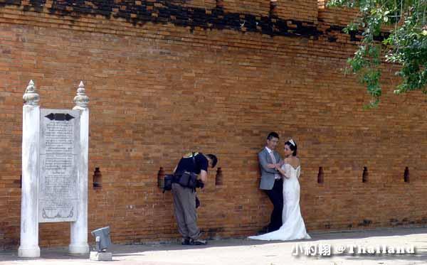 泰國清邁蜜月旅行-塔佩門拍婚紗