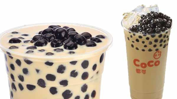 Taiwan Must-Eat-4-Bubble Milk tea 珍珠奶茶