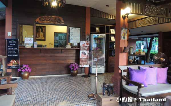 Thai Thai Sukhothai Guesthouse泰泰素可泰特色旅館飯店Old City2.jpg