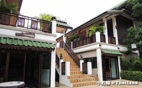 Thai Thai Sukhothai Guesthouse泰泰素可泰特色旅館飯店Old City3.jpg