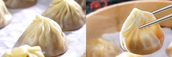 Soup dumplings  Xiao Long Bao Din Tai Fung