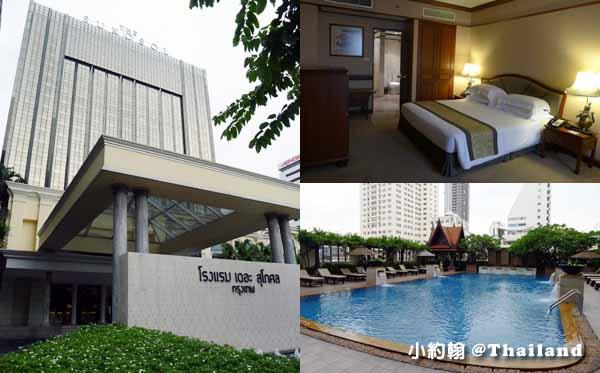 泰國曼谷The Sukosol Hotel曼谷蘇閣索飯店Siam City Hotel.jpg