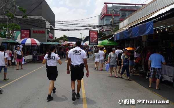 Chatuchak weekend market恰圖恰週未市集2015第三彈POLICE.jpg