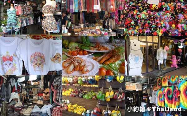 全世界最大露天市場 恰圖恰週末市集Chatuchak weekend market