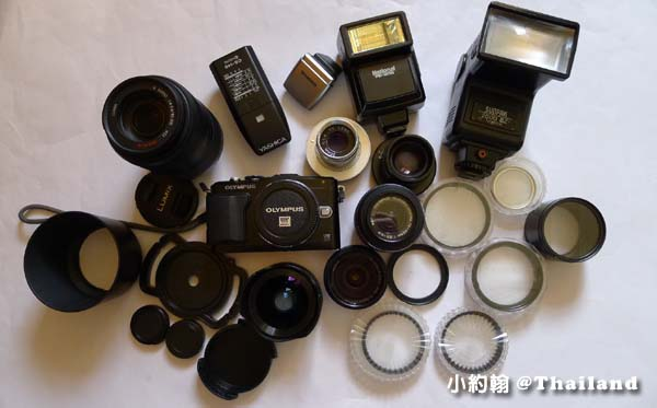 旅遊相機選擇m43微單眼相機 鏡頭 保護鏡 閃光燈 配件們.jpg