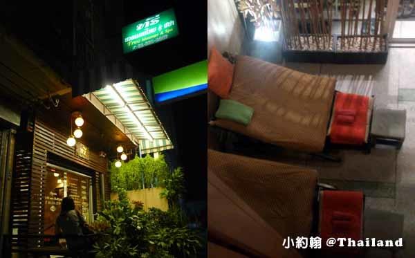 Tree Massage & Spa曼谷按摩ON NUT平價按摩一條街
