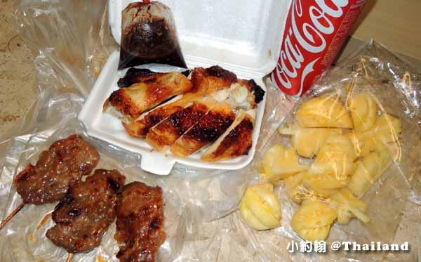 泰國必吃街頭小吃Gai Yang 泰式烤全雞烤雞腿.jpg