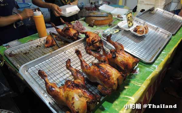 泰國必吃街頭小吃Gai Yang 泰式烤全雞烤雞腿2.jpg
