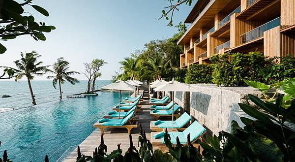 Cape Dara Resort達拉海角度假酒店 Dara Beach Pattaya